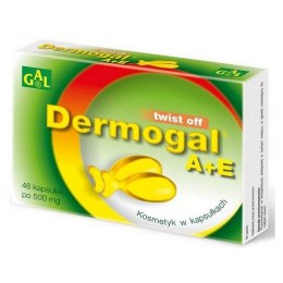 Dermogal A+E 500 mg, 48